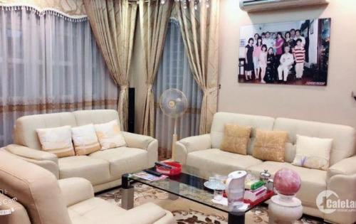Cho thuê biệt thự khu đô thị Việt Hưng, Long Biên full nội thất 200m2, 22 tr/tháng.
