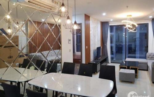 Cho thuê CH 2PN dự án Hà Đô Centrosa Garden, nội thất cao cấp, chỉ xách vali vào ở ngay. Hotline PKD 0901 42 8898 xem nhà ngay