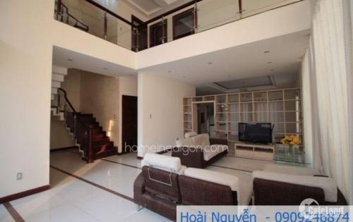 Cho thuê villa khu Fideco Thảo Điền 5PN đầy đủ nội thất có hồ bơi giá 3800$