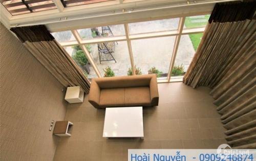 Cho thuê Villa Thảo Điền 183m2, sân vườn thoáng mát, 82tr/th.LH: Hoài Nguyễn 0909246874