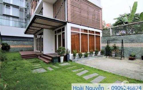 Cho thuê Villa Thảo Điền diện tích lớn 183m2 làm văn phòng, giá 82tr. LH 0909246874