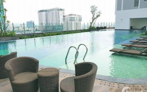 Cho thuê căn River Gate,FULL nội thất giá 13tr rẻ nhất thị trường LH:0942096267