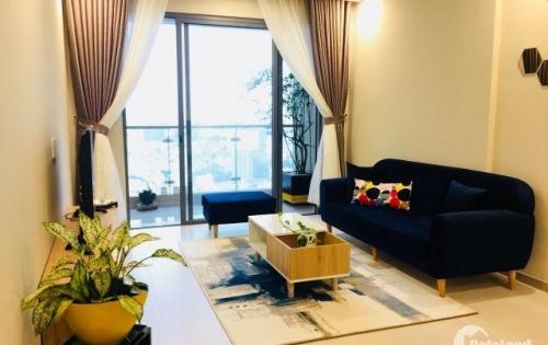 Căn hộ 2PN - Full nội thất tại khu CHCC Gold View, Q4 cho thuê từ 17tr/tháng. LH: 0931448466