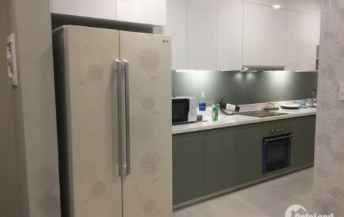 Căn hộ 80m2, 2PN 2WC full nội thất tại Gold View, Q4 cho thuê giá 17 triệu/tháng. LH: 0931448466