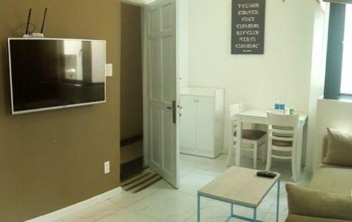 Hot cho thuê căn hộ mini cao cấp 1 Pn full đồ, free dịch vụ q5
