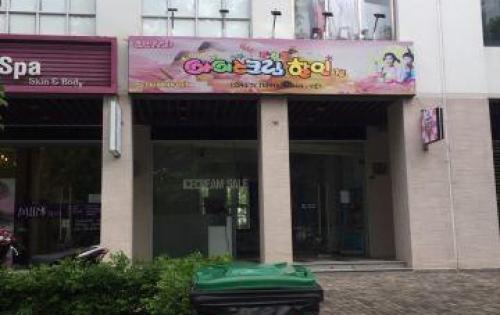 Cho thuê mặt bằng khu Hưng Vượng Phú Mỹ Hưng, Q7 135m2 dễ kinh doanh