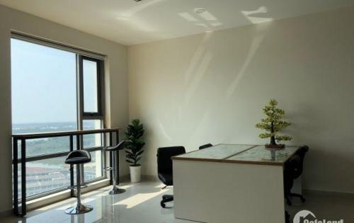 cho thuê căn hộ làm văn phòng nằm ngây trung tâm tài chính phú mỹ hưng