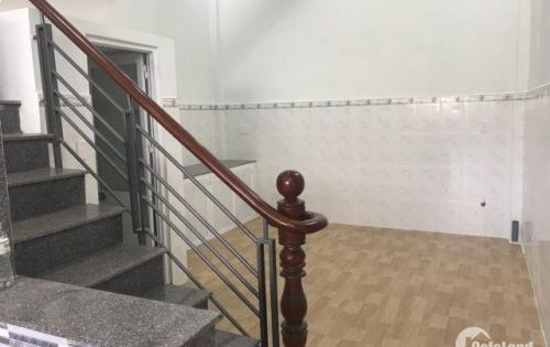 Cho thuê nhà nguyên căn hẻm thông dt 4x11,5m 1 lầu