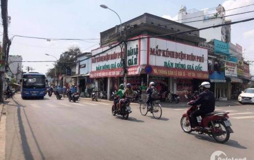 Cho thuê nhà góc 2 mặt tiền tại 357 Lê Đức Thọ và Lê Hoàng Phái, P.17, Q.Gò Vấp, TPHCM