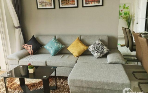 Cho thuê gấp căn hộ Orchard Parkview, 2pn, 69m2, đầy đủ nội thất , 15 triệu/tháng , layout đẹp