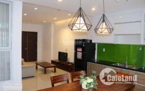 Cho thuê căn hộ cao cấp góc 2 view cực đẹp lầu 11 The Prince, Q. Phú Nhuận.