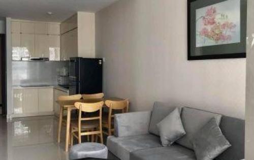 Cho thuê gấp căn hộ Orchard Parkview, 1pn, 50m2, đầy đủ nội thất cao cấp, tầng trung
