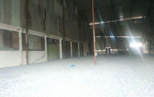 Cho thuê xưởng mới xây tại trung tâm phường Linh Đông - Thủ Đức. DT xưởng: 13m * 52m