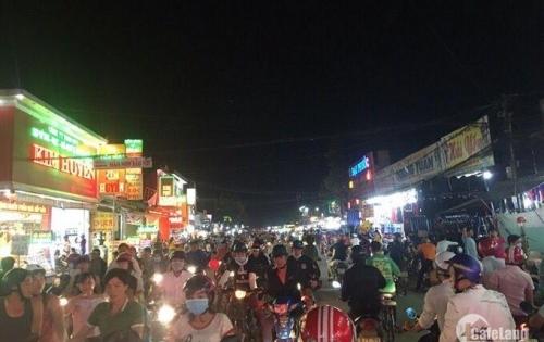 Cho thuê mặt bằng KD ngay MT chợ Phú An Tân Uyên, hợp đồng dài hạn