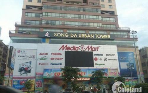 Cho thuê chung cư cao cấp tòa nhà 34 tầng sông Đà mặt đường Nguyễn Trãi cạnh ĐH kiến trúc