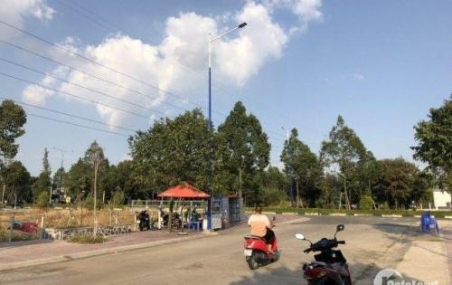 Bán đất mặt tiền 80m Chính chủ  Đại lộ Mỹ Phước Tân Vạn Bình Dương.