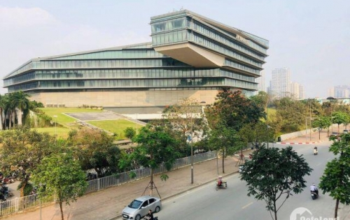 Duy nhất văn phòng cho thuê view tuyệt đẹp mặt phố Miếu Đầm đối diện khách sạn Marriot
