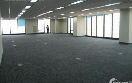 Cho thuê văn phòng tòa nhà The Manor diện tích 100 đến 300m2