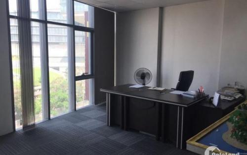 giá rẺ sẬp sàn khi cho thuê văn phòng mẶt đưỜng mê TRÌ DT 130M2
