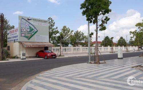 Khu dân cư Thanh Sơn C, đường 40m, ngay bệnh viện Bà Rịa