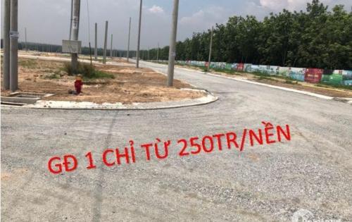 250TR SỞ HỮU NGAY ĐẤT NỀN KCN BECAMEX IDC