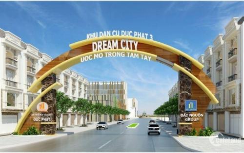 nhân đặt chỗ siêu dự án Dream city, Bàu Bàng, Bình Dương