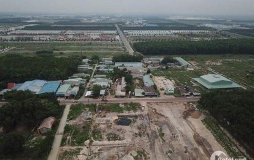 Đất nền gần KCN Bàu Bàng, sổ đỏ, thổ cư
