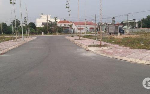 Cần tiền bán gấp lô đất thổ cư 100m2 gần đường Bùi Hữu Nghĩa, Tân Hạnh, chỉ 1ty1/100m2.