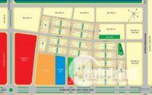 Bán đất dự án Tam Phước, mặt tiền 60m Bắc Sơn - Long ThànH