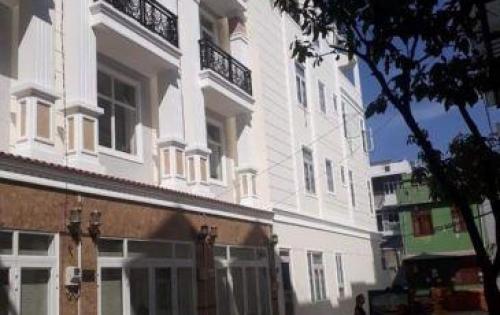 Bán gấp 1 lô đất hẻm 4.5m hẻm nội bộ Chu Văn An. p12. BT. giá Khu VIP giá bình dân 5.3 tỷ