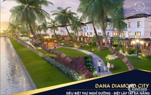 Dana Diamond city nhận đặt chỗ chỉ với 300triêu/nền