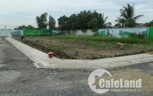 Kẹt tiền bán gấp 4x18m gần công viên Cần Giuộc, sát MT Quốc lộ 50 LH: 0707126073 Giá 17 triệu/m2
