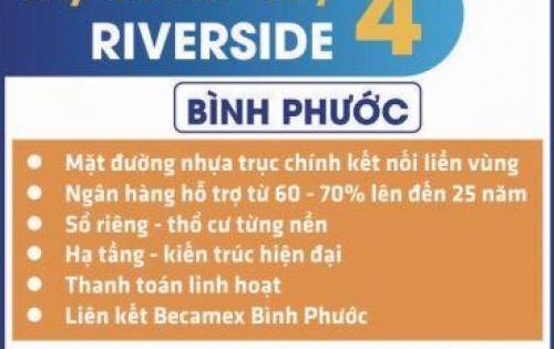 Bán đất giá rẻ ngay trung tâm thị xã chơn thành,Bình Phước