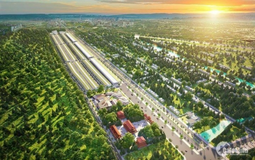 Dự án vàng tại Kontum - Mega City