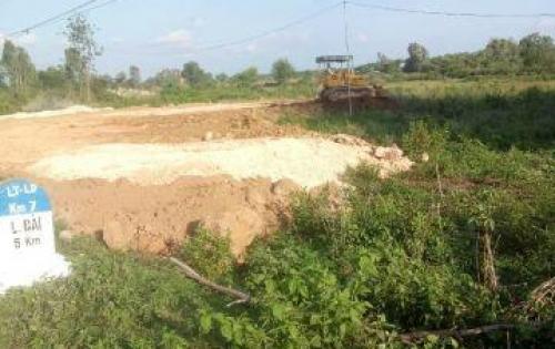 Một dự án đất nền mới ngay TT Đất Đỏ Bà Rịa giá đầu tư chỉ 1tr/m2