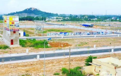 Bán đất mặt tiền ngay Quốc Lộ 1K, KDC Phú Hồng Thịnh, Dĩ An, Bình Dương