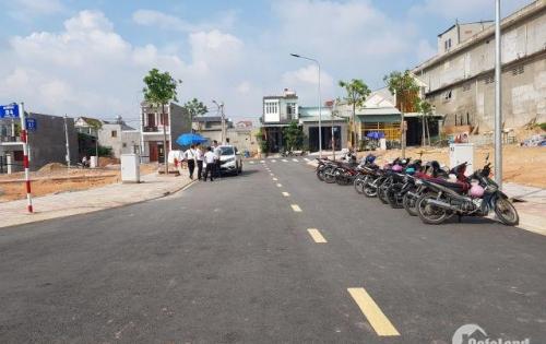 Bán đất sổ sẵn từng nền tại ĐƯỜNG Nguyễn thị tươi Tân Bình Dĩ An
