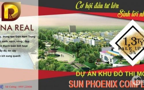 !!Hot hot!! Mở bán đất nền ngay KCN Điện Nam- Điện Ngọc, 1,3 tỷ/lô đường 7,5m. LH: Mr Cường : 0905 220686