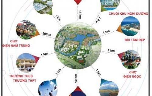 Dự án Sun Phoenix Complex, KCN Điện Nam - Điện Ngọc, Quảng Nam