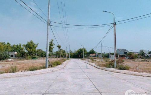 Dự án khu dân cư đầu tiên tại Điện Thắng Bắc - Thị Xã Điện Bàn, đánh dấu bước phát triển đi lên