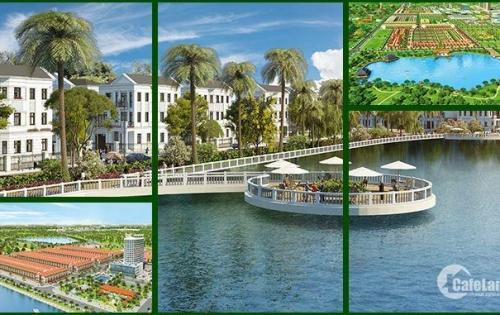 Mở bán dự án đất nền thành phố - SHR