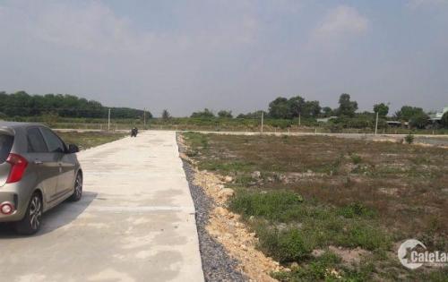 chính chủ cần bán gấp lô đất giá rẻ ngay KCN Phước Đông Gò Dầu Tây Ninh