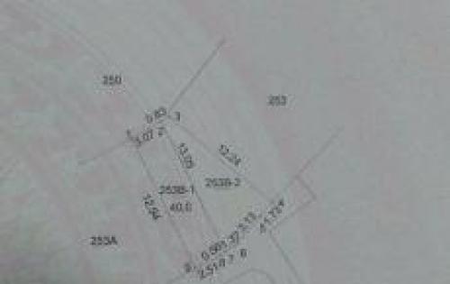 Cần bán gấp 40m2 đất Cầu Am Vạn Phúc chỉ với 1.6 tỷ LH:0903276393