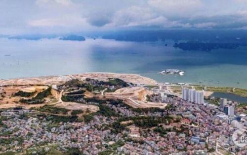 Đất nền Biệt thự đồi view Vịnh TT TP. Hạ Long, chính chủ bán giá mềm, đã có sổ, chiết khấu cao , tặng vàng 9999