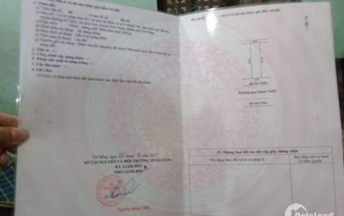 Bán lô đất tái định cư Hòa Sơn, Đà Nẵng