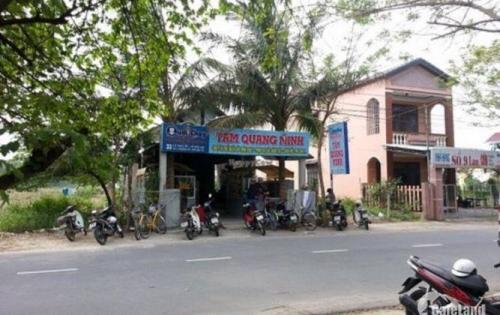 Bán đất đang kinh doanh nhà hàng chay, số 33 Lý Thái Tổ, Hội An.