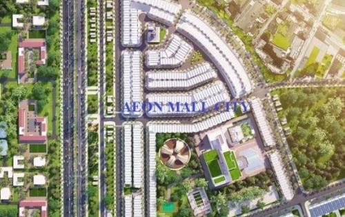 Dự án vốn đầu tư khủng 70 triệu USD đến từ Nhật Bản Aeon Mall City siêu đô thị sinh thái