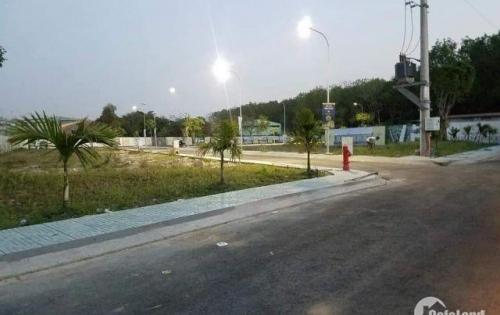 Bán lô đất 20x26m MT đường 20m, Sổ hồng riêng, Trần Văn Giàu