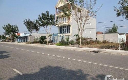 Bán lô đất 130m2 ở KDC Tân Đô, Sổ hồng riêng, giá cực tốt