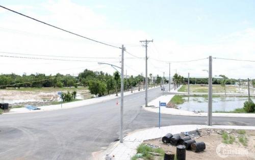 vợ chồng tui li hôn nên muốn bán gấp miếng đất 100m2/659tr ngay mặt tiền đường 36m kết nối tphcm.
